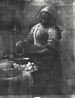 WebMuseum: Vermeer, Jan: The Kitchen Maid