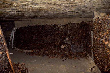 WebMuseum: The Catacombs of Paris