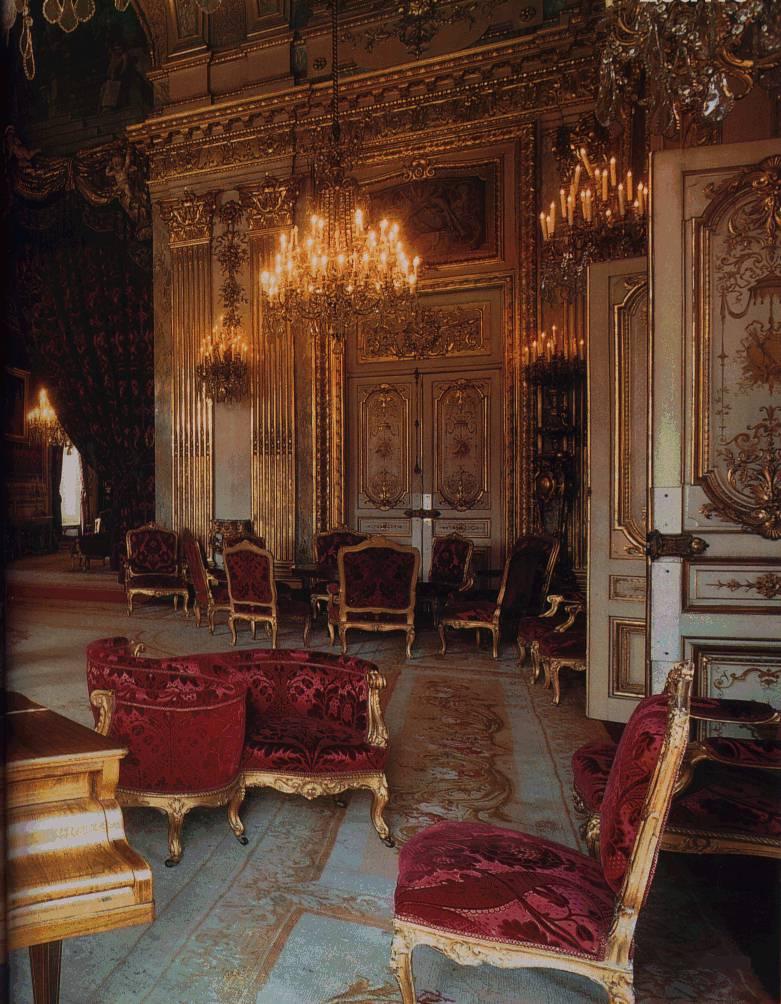 Webmuseum inside le louvre for Salon ce paris