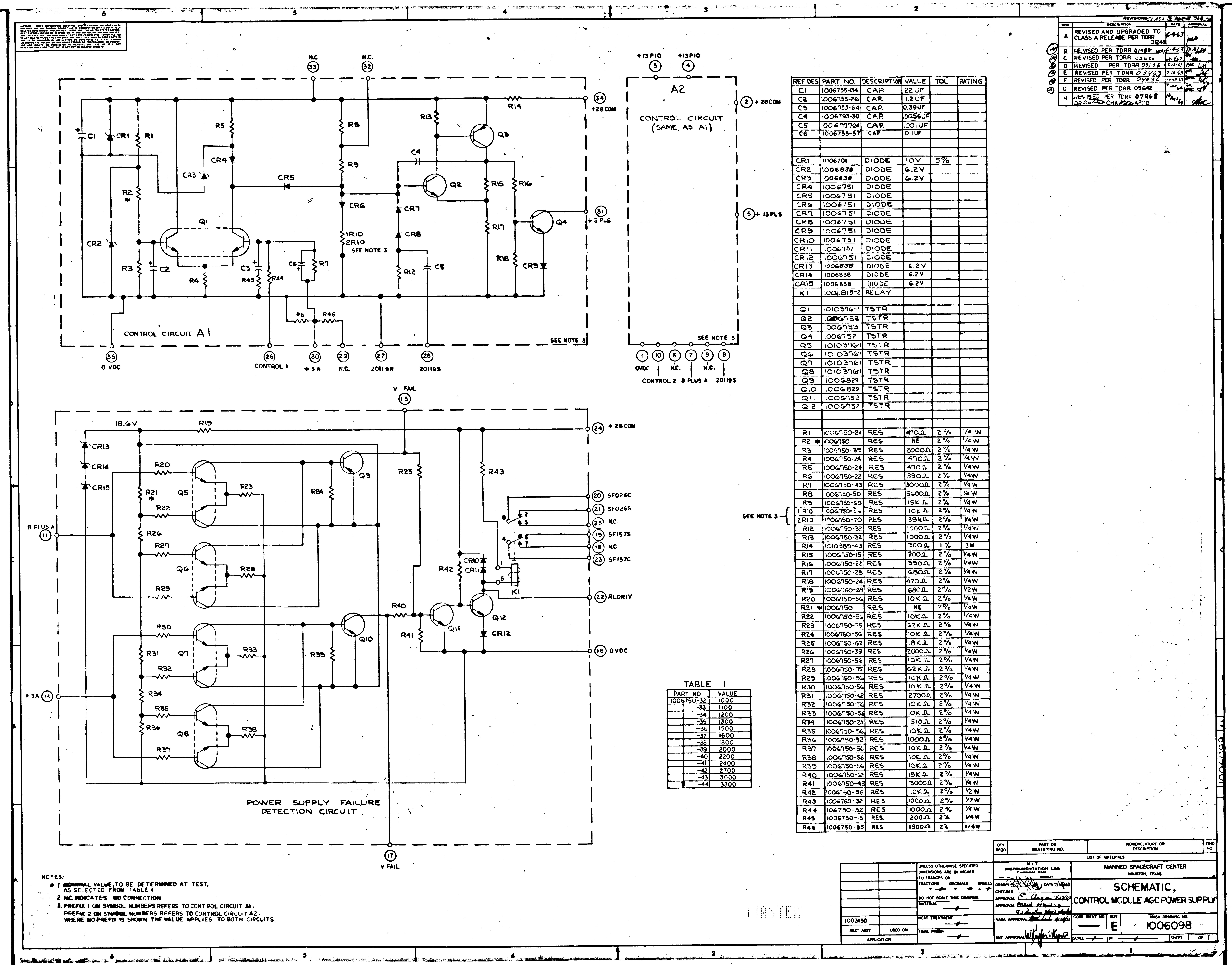 Virtual Agc Electrical Mechanical Page J 380 Circuit Board Wiring Diagram We Dont Have A Scan Of Revision This Drawing Scanned Images Are H Instead