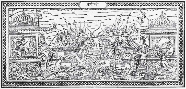age of ramayana and mahabharata