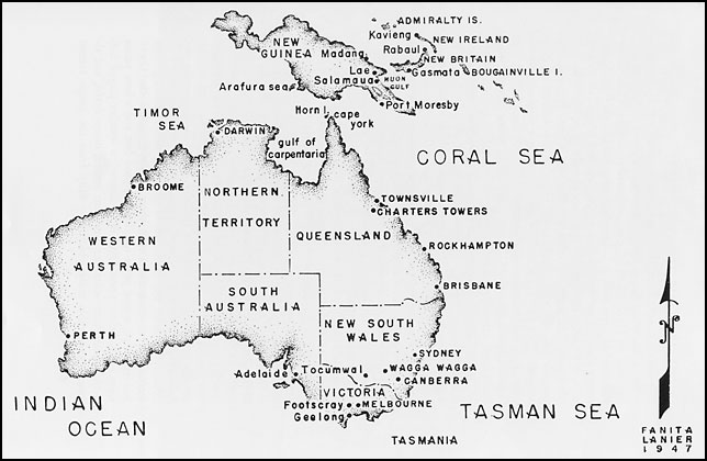 Image Result For Map Of Australia