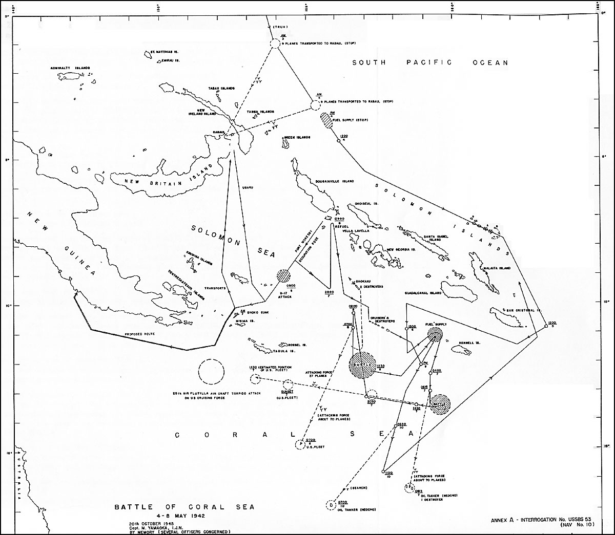 united states strategic bombing survey interrogations of japanese
