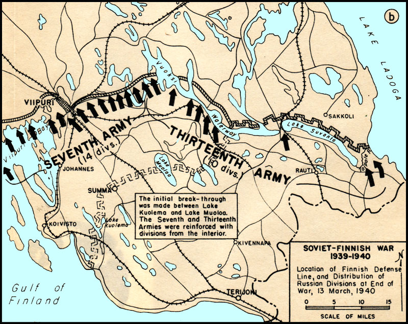 Image result for Russo-Finnish War in 1940