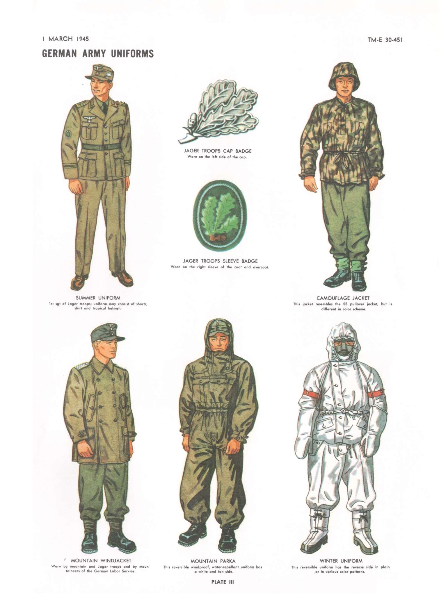 HyperWar: Handbook on German Military Forces (Chapter 9)