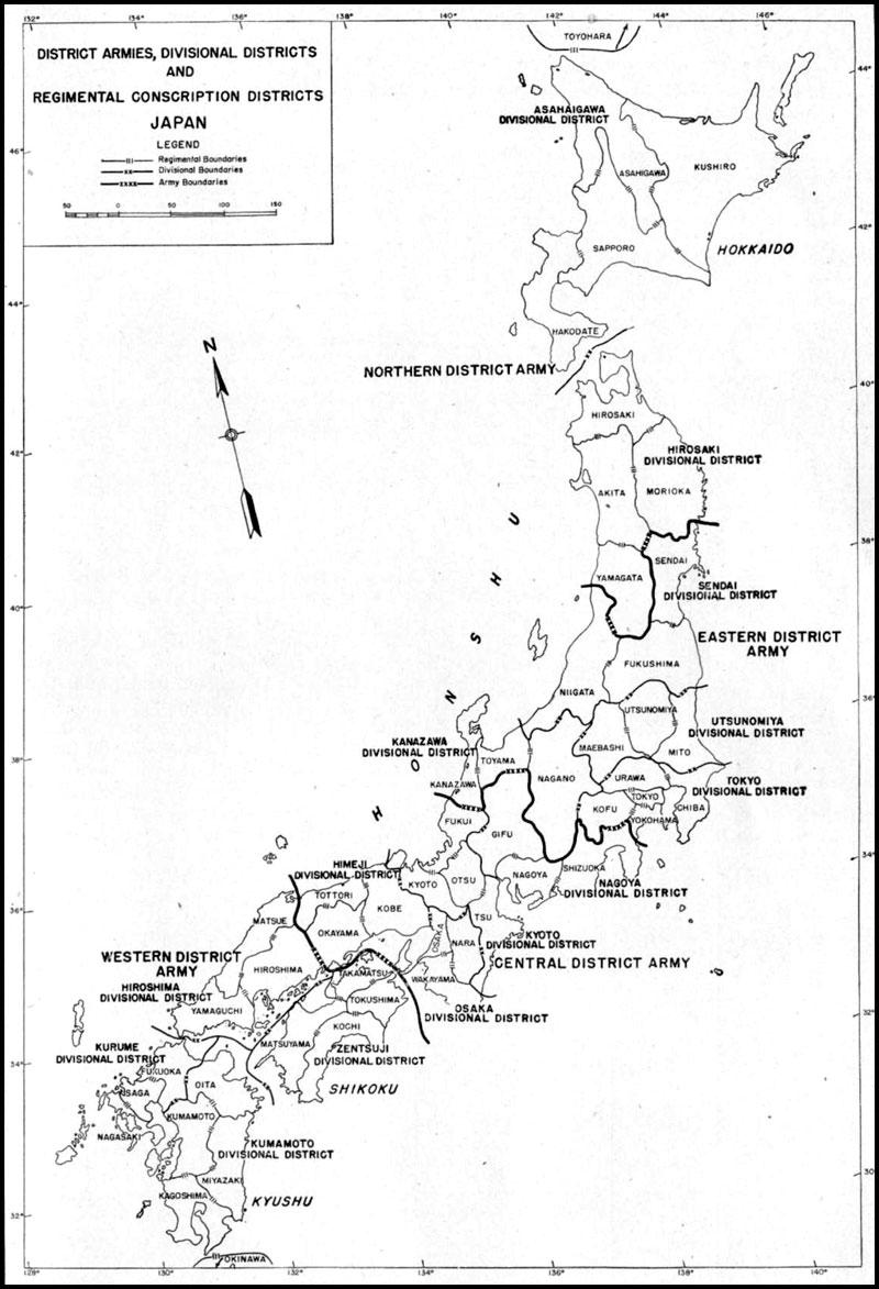 Hyperwar Handbook On Japanese Military Forces Chapter 2