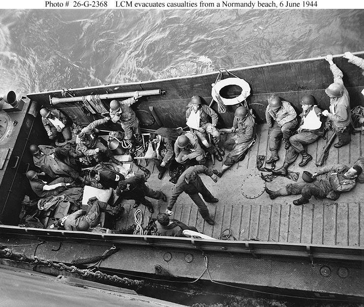 Normandy Invasion June 1944 The D Day Landings 6 Part Ii