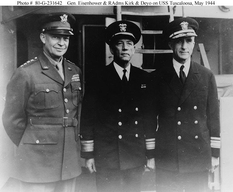 Dwight D Eisenhower Ww2