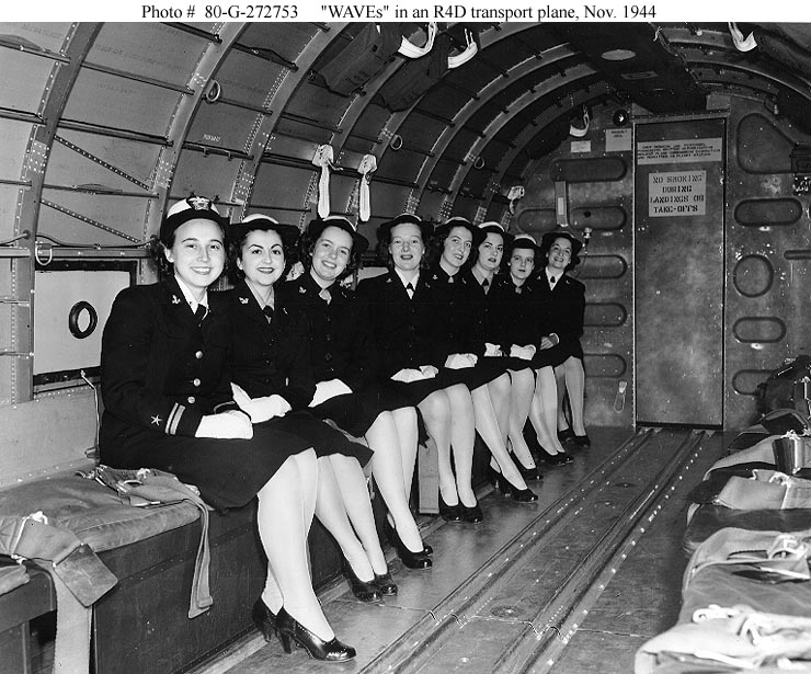 Women Amp The U S Navy Wwii Era Waves