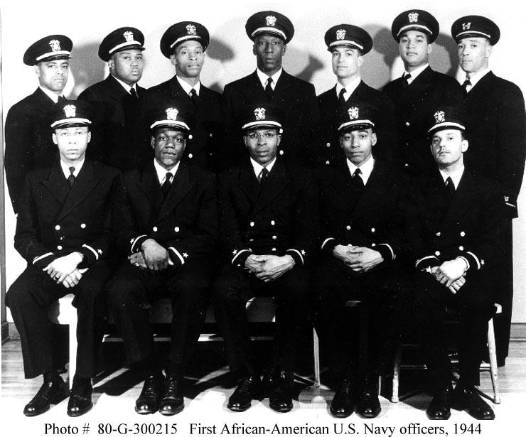 africanamericans and the us navy wwiigolden thirteen