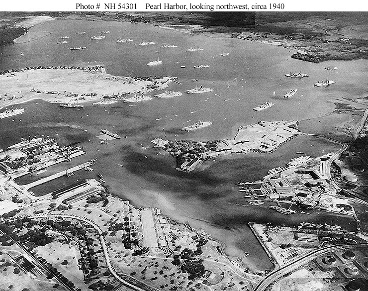 an overview of the 1941 military disaster at pearl harbor Please consider expanding the lead to provide an accessible overview of all on pearl harbor, december 7, 1941 at pearl harbor two american military.