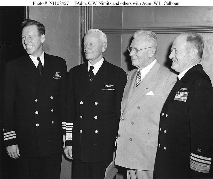 Full Force Diesel >> US People--Fluckey, Eugene B., Rear Admiral, USN