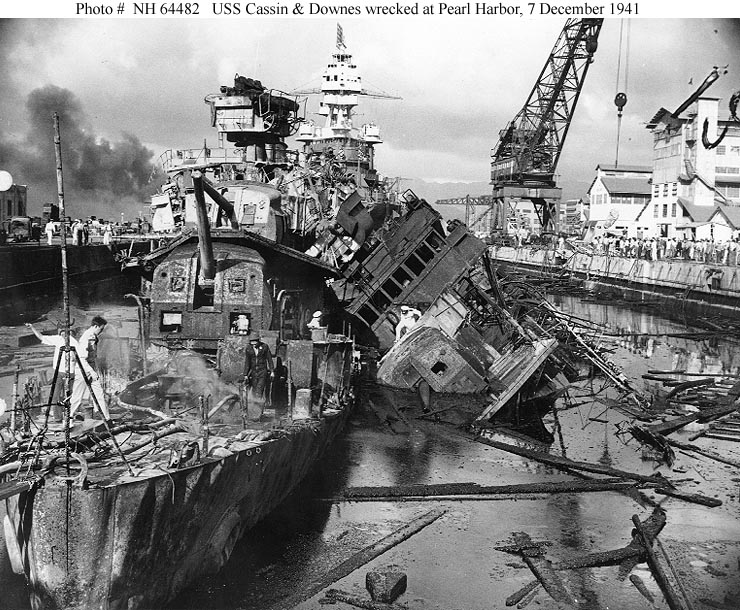 the historical background of the pearl harbor attack in 1941 How 200 people covered the pearl harbor attacks in 1941, when the attack on pearl harbor launched the united states for the first time in its history.