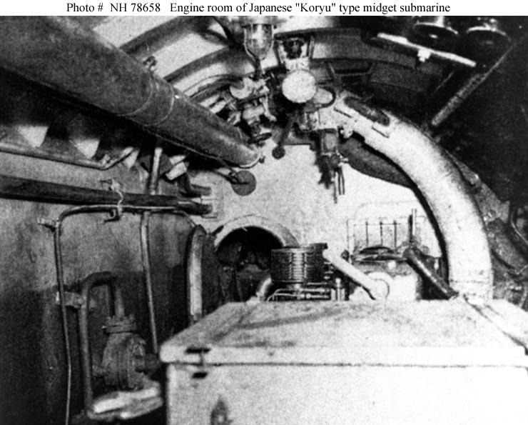 Midget jap submarine #11