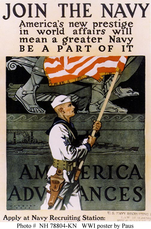 us navy world war i recruiting posters with themes of duty and patriotism part ii
