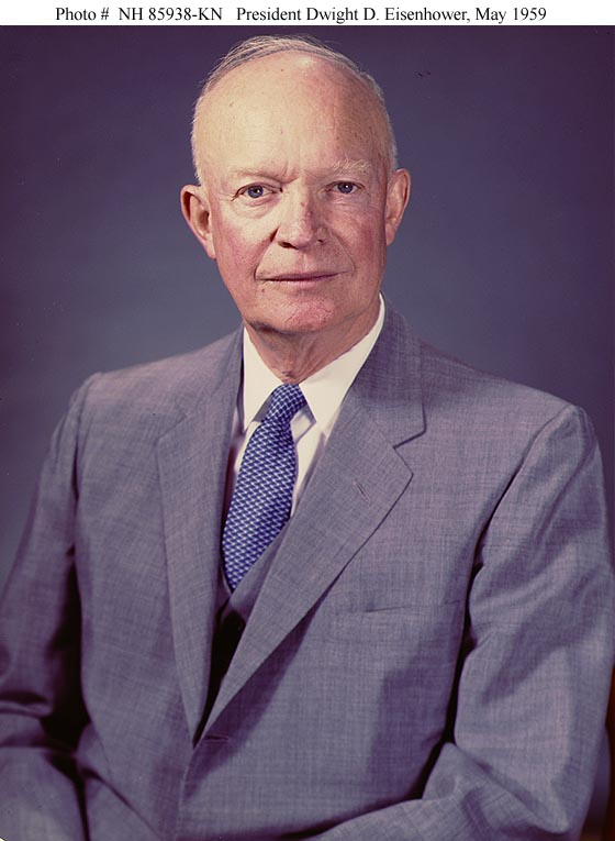 """dwight d eisenhowers presidential platform Dwight david eisenhower was born on oct 14, 1890, in denison, texas  raised in  """"i like ike,"""" was a wildly popular campaign slogan."""