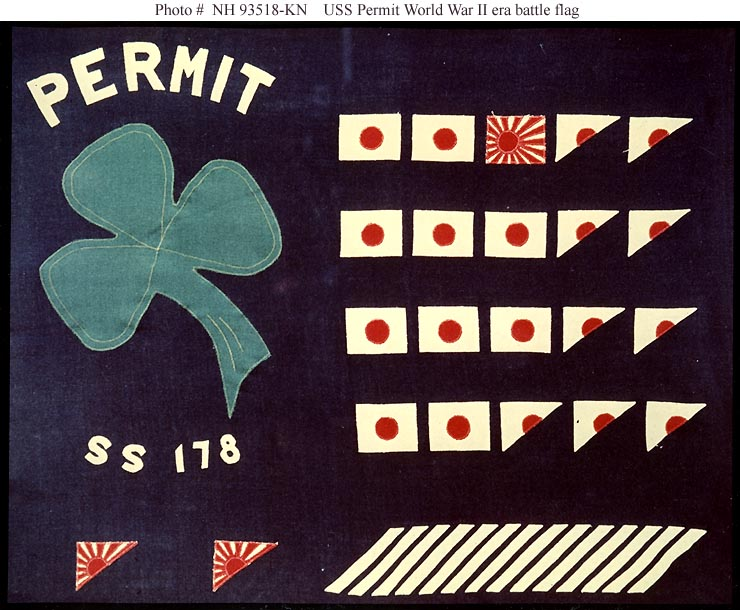 USN Ships--USS Permit (SS-178) -- Construction and