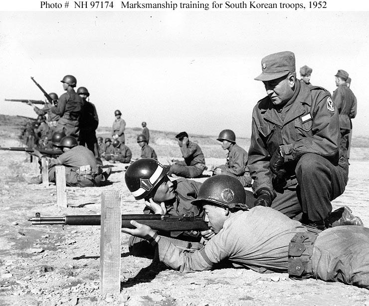 Korean War--Republic of Korea Forces