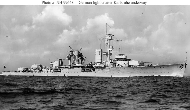 german navy ships