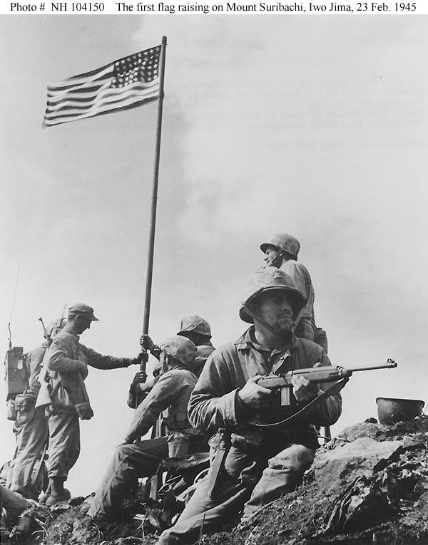 Iwo Jima Operation February