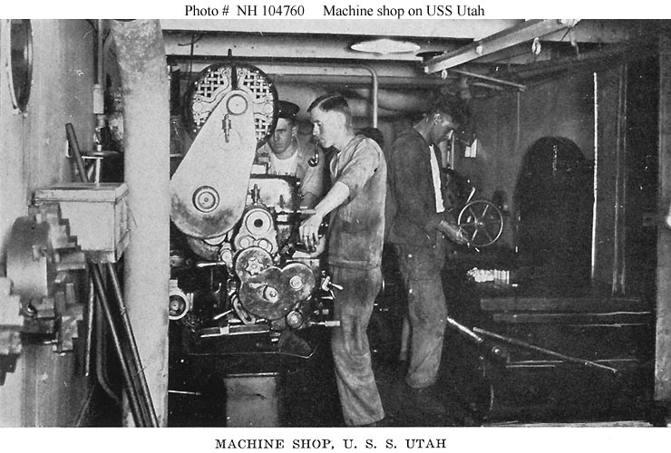 utah machine shop