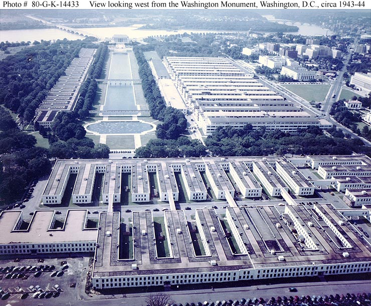 Main Navy Amp Munitions Buildings Aerial Views