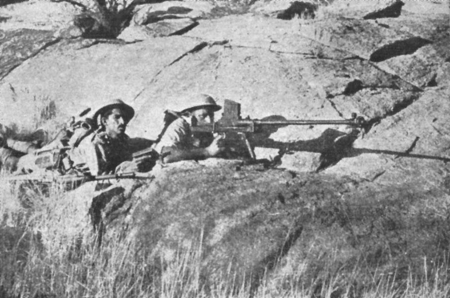 Black Horse Off Road >> HyperWar: East African Campaign, 1940-41