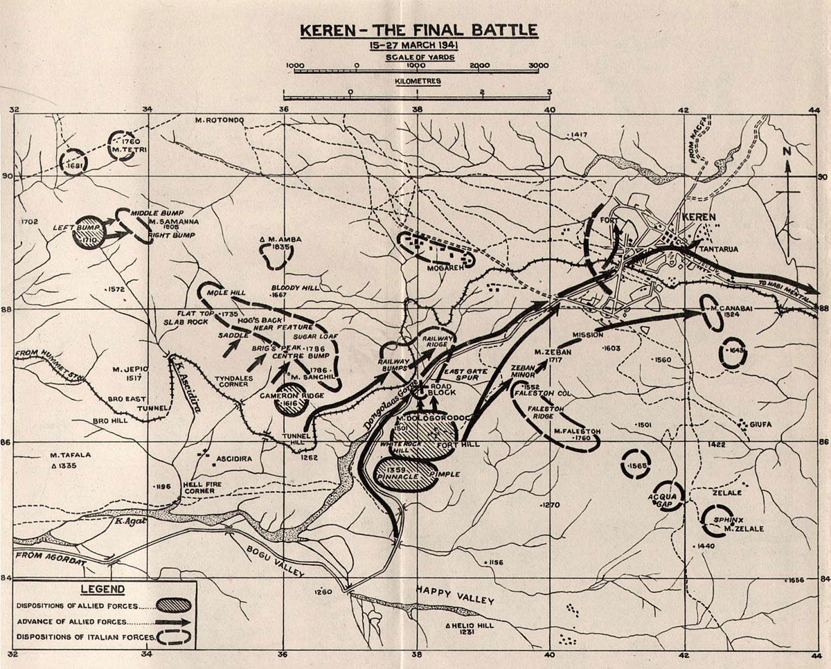 Battle of Keren Map Feedback Suggestions World of Tanks