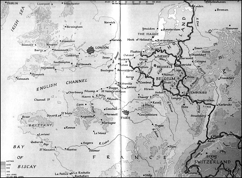 HyperWar: The War in France and Flanders 1939–1940 [Chapter I]