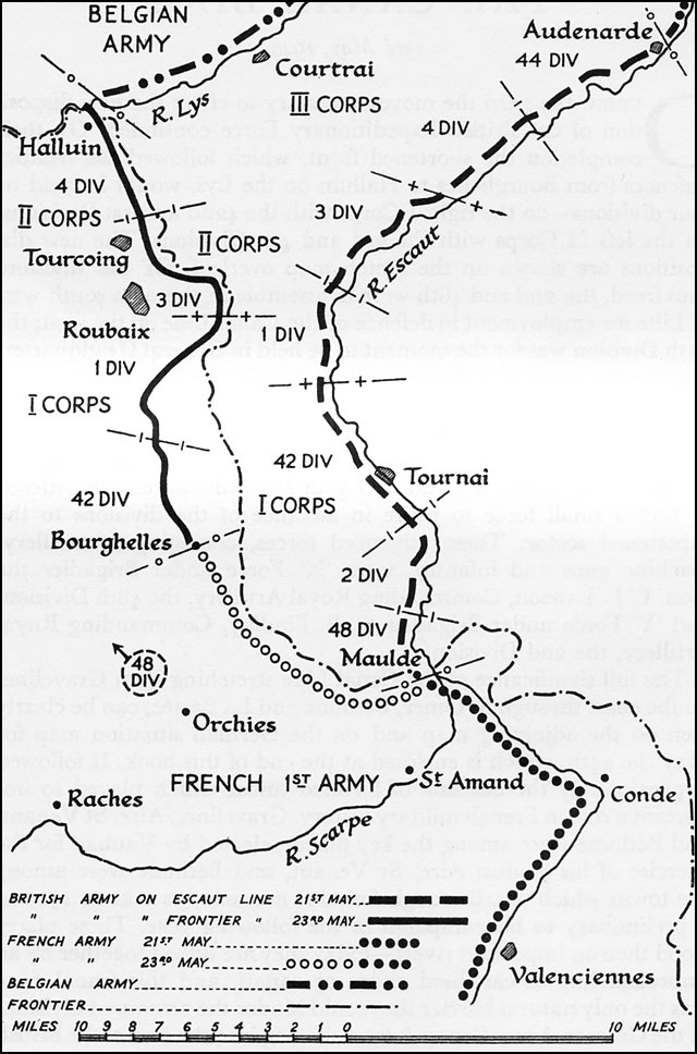 hyperwar  the war in france and flanders  1939