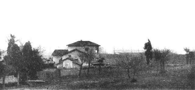 Farmhouse at Anzio