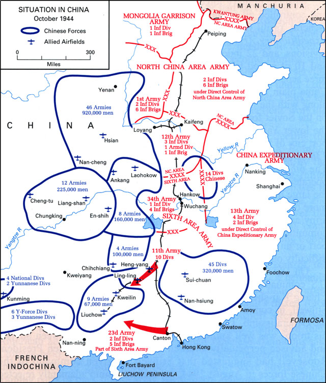 Hyperwar the us army campaigns of world war ii china offensive strategic setting gumiabroncs Image collections