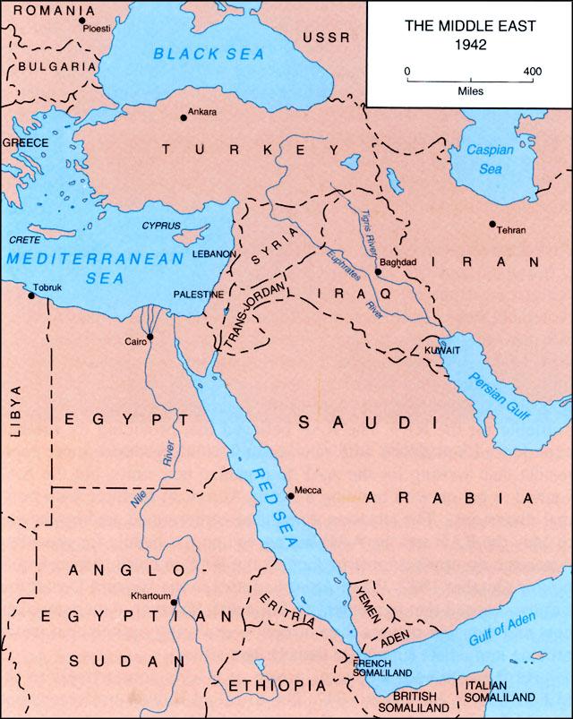 Hyperwar the us army campaigns of world war ii egypt libya gumiabroncs Choice Image