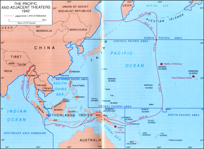 HyperWar: The U S  Army Campaigns of World War II: New Guinea