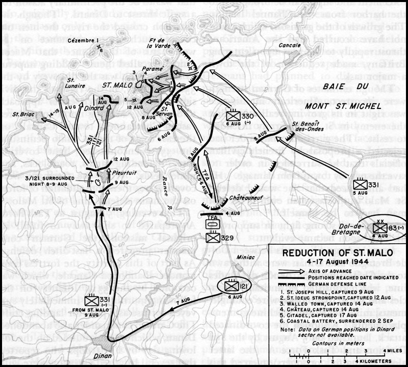 Hyperwar Us Army In Wwii Breakout And Pursuit
