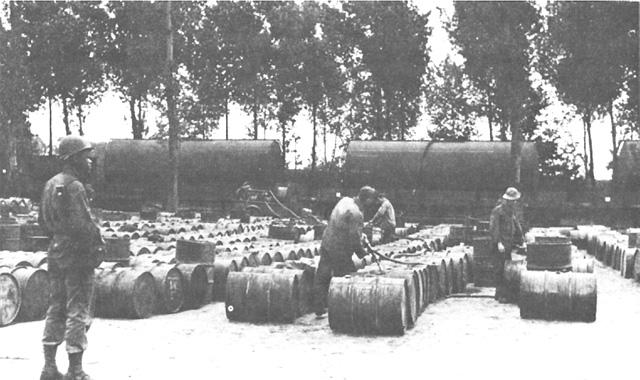 Hyperwar Logistical Support Of The Armies Vol Ii