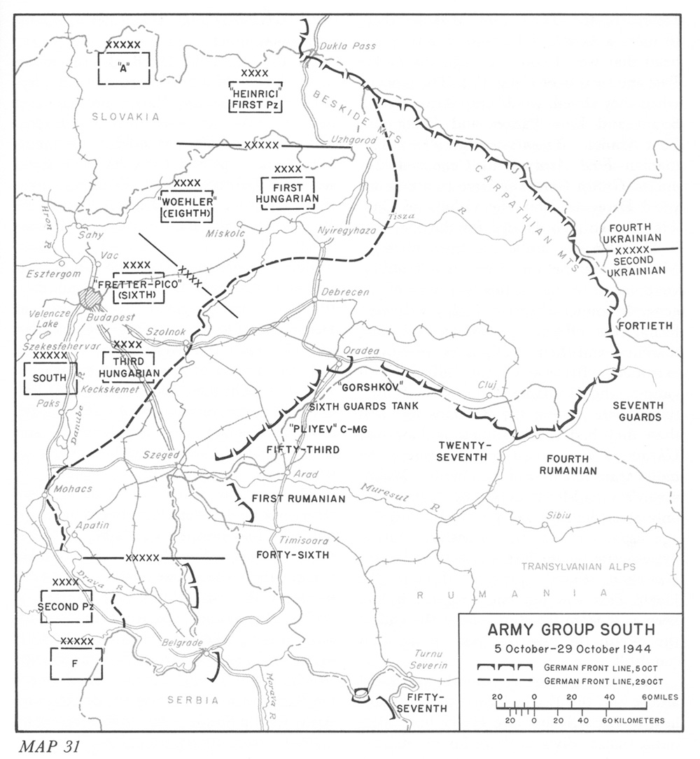 hyperwar stalingrad to berlin the german defeat in the east One Page Books malinovskiy deployed forty sixth army fifty third army and the cavalry mechanized group pliyev on a broad front north and south of arad for a thrust