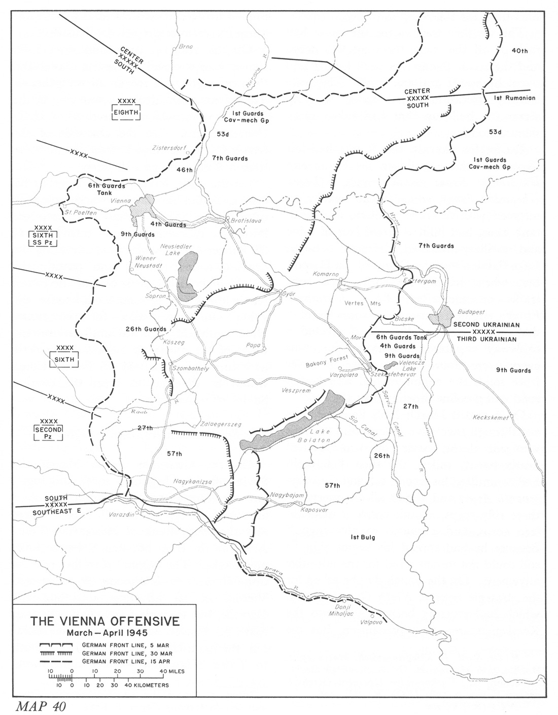hyperwar stalingrad to berlin the german defeat in the east P90 Rifle the vienna offensive march april 1945