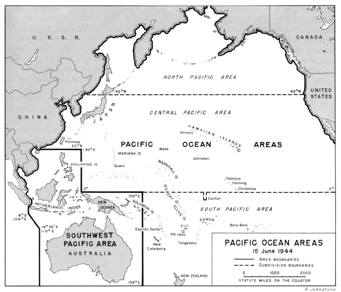 (Map 1) There Followed The Lengthy And Exhausting Guadalcanal And Papua  Campaigns. By January Of 1943 The Line Of Communications Was Safe, ...