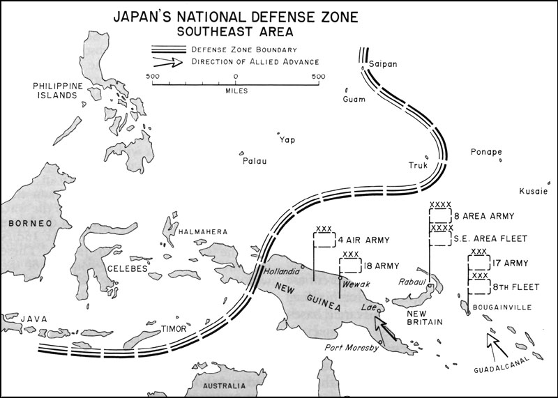 HyperWar US Army In WWII Strategy And Command The First Two Years - Us strategic map