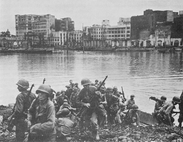 HyperWar: US Army in WWII: Triumph in the Philippines ...