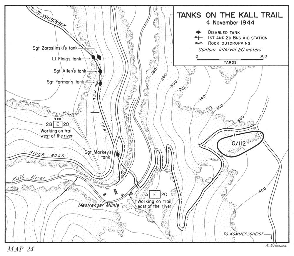 HyperWar: Three Battles: Arnaville, Altuzzo, and Schmidt