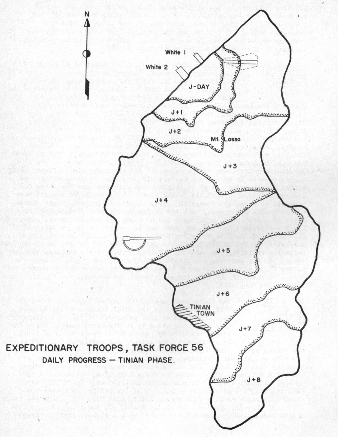 hyperwar the coast guard at war vi the pacific 16 Guam Population 2017 daily progress tinian phase