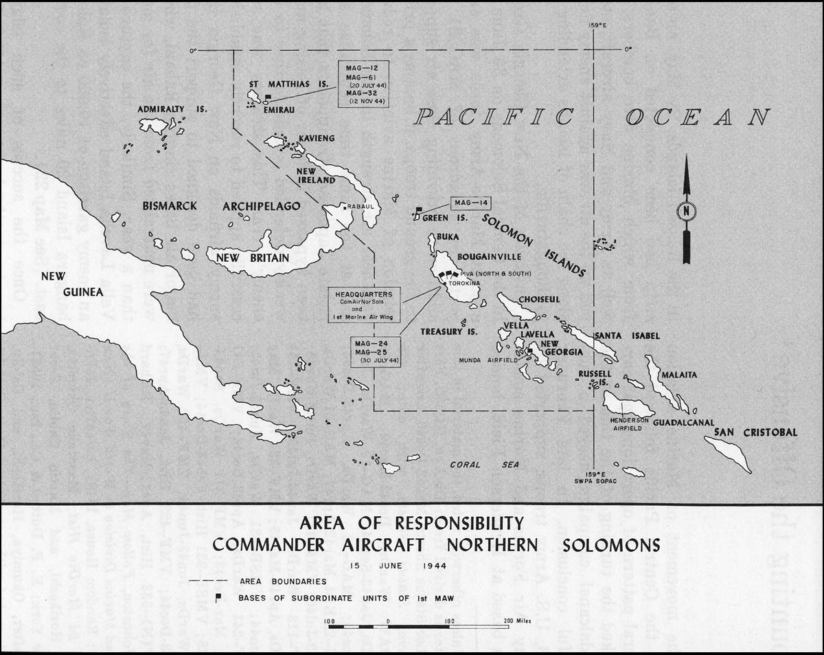 HyperWar USMC Operations in WWII Vol VWestern Pacific Operations