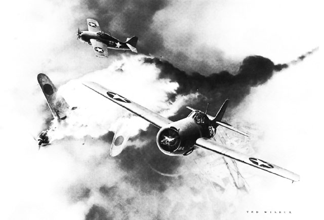 HyperWar: Time of the Aces: Marine Pilots in the Solomons, 1942-1944
