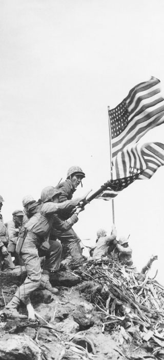 Hyperwar Closing In Marines In The Seizure Of Iwo Jima