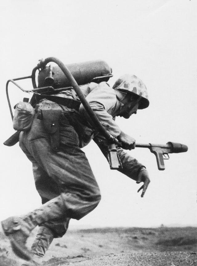 Wwii Vets Chemical Exposures Spur >> Hyperwar Closing In Marines In The Seizure Of Iwo Jima