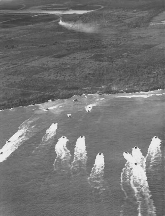 the marine assault on tinian essay C landing on 3 march 1776 the marines made the first amphibious assault, taking the british defenders  that navy, the united states marine corps 5.