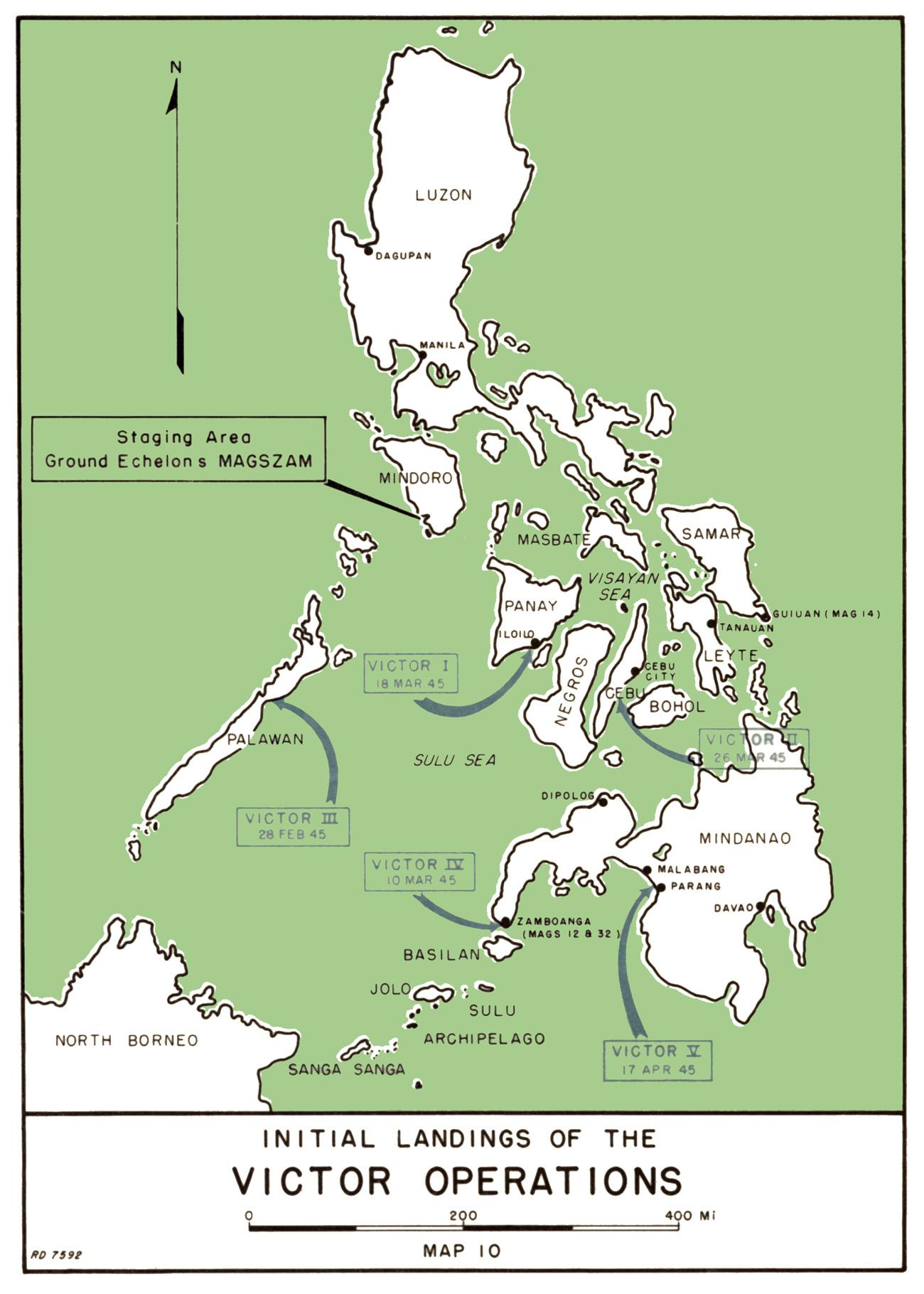 HyperWar: USMC Monograph--Marine Aviation in the Philippines