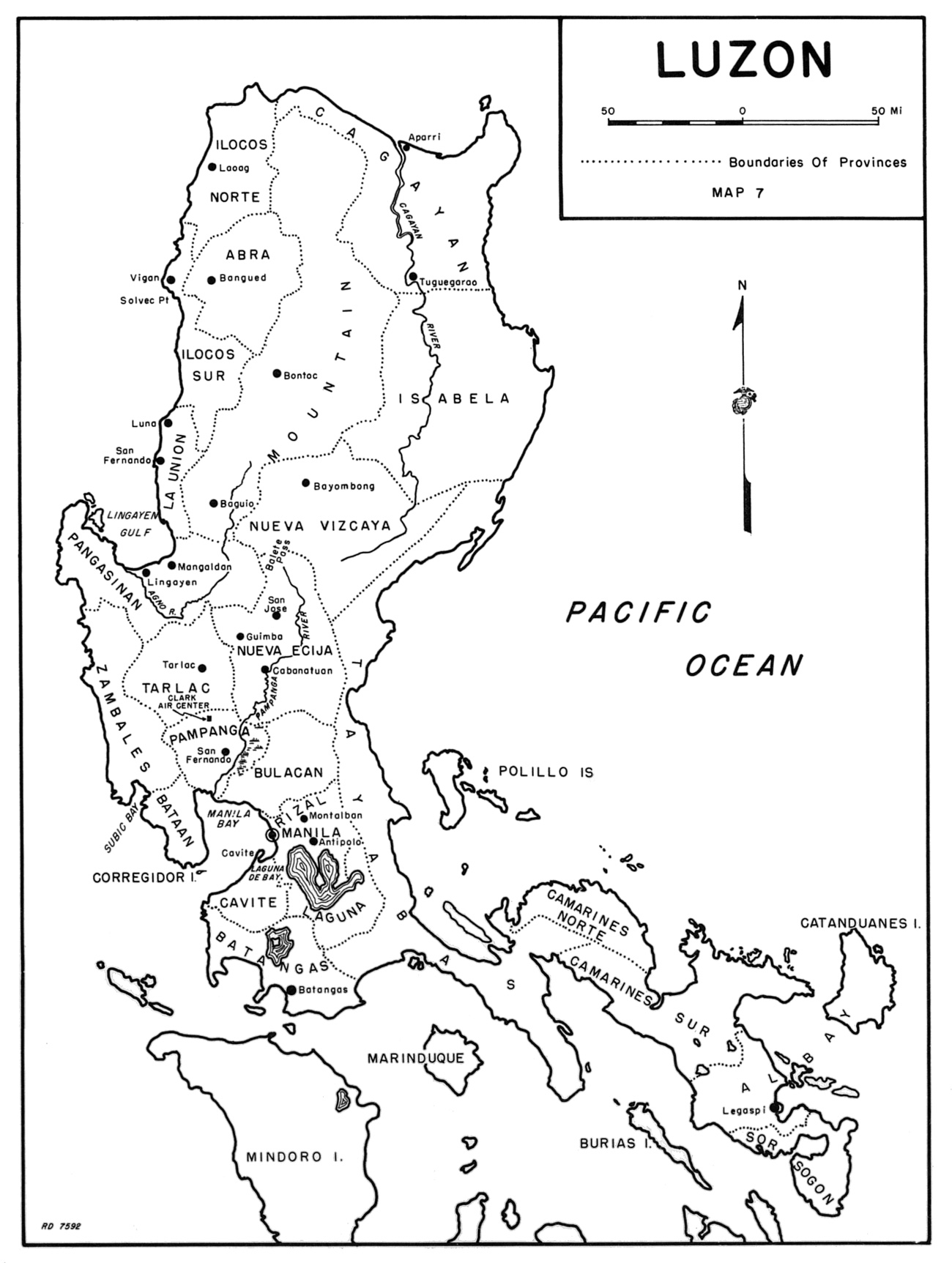 hyperwar usmc monograph marine aviation in the philippines Sample Cover Letters for Employment see map 7